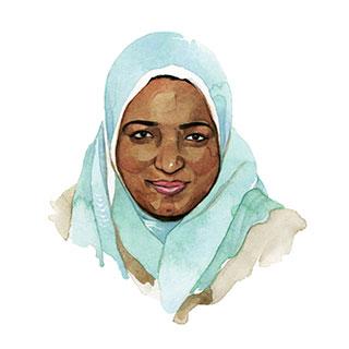 Portrait of Ida