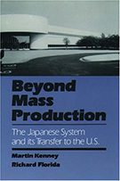 """Image of """"Beyond Mass Production"""" book cover"""