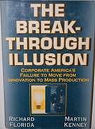 """Image of """"The Breakthrough Illusion"""" book cover"""