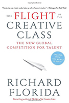"""Image of """"The Flight of the Creative Class"""" book cover"""