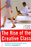 """Image of """"The Rise of the Creative Class"""" book cover"""