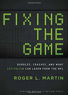 """Image of """"Fixing the Game"""" book cover"""