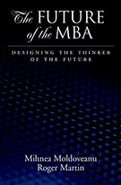 """Image of """"Future of the MBA"""" book cover"""