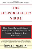 """Image of """"The Responsibility Virus"""" book cover"""