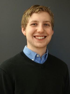 Photo description: Portrait of MPI researcher Jacob Greenspon