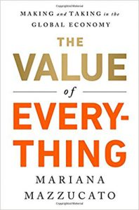 "Book cover ""The Value of Everything"""