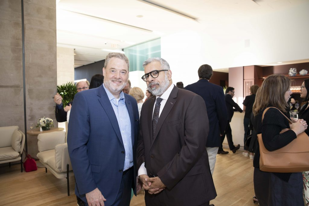 Rod Lohin and Nouman Ashraf